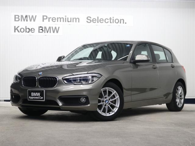 BMW 118iパーキングサポ LEDヘッド 16AW