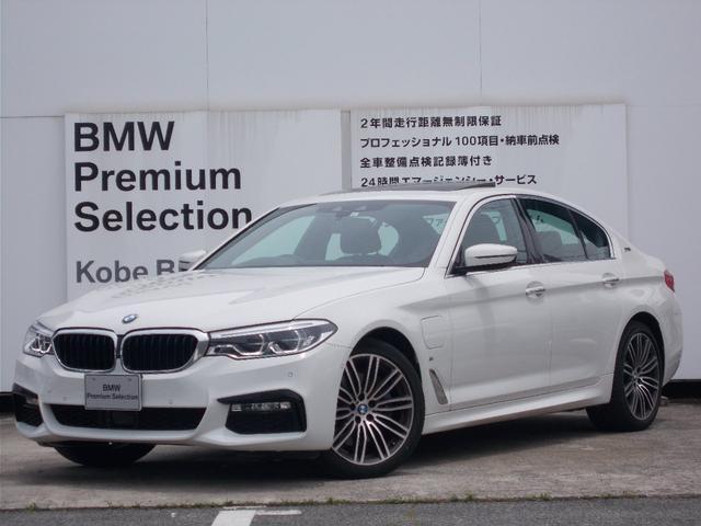 BMW 530e Mスポーツ黒革イノベーションPKGセレクトPKG
