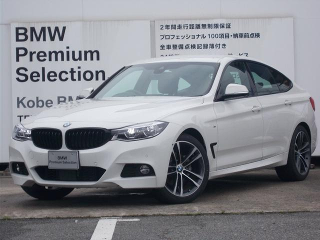 BMW 320dxDriveグランツーリスモMスポーツ黒革ACC