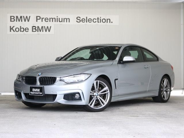 BMW 4シリーズ 428iクーペMスポーツLEDライト19インチAW純正地デジ