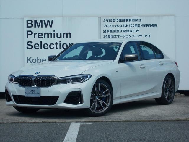BMW M340i xDrive アダプティブMサスペンション Mスポーツブレーキ 直列6気筒エンジン 387ps 純正19インチ ブラックレザーシート ハーマンカードン ヘッドアップディスプレイ アクティブクルーズコントロール