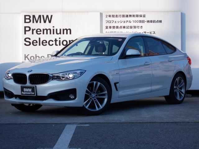 BMW 3シリーズ 320iグランツーリスモ スポーツ ACC 軽減ブレーキ 電動リアゲート スポーツAT 純正HDDナビ バックカメラ