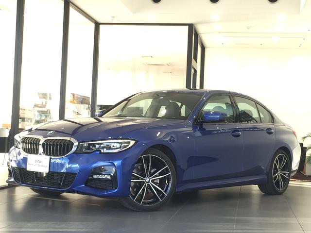 BMW 320d xDrive Mスポーツ デビューパッケージ コンフォートパッケージ ブラックレザーシート シートヒーター 19インチアルミホイール 電動トランクゲート LEDヘッドライト バックカメラ HiFiスピーカー 純正HDDナビ