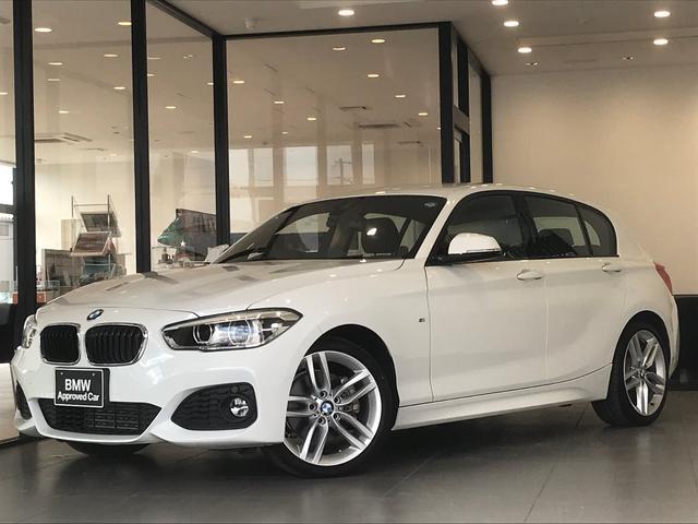 BMW 1シリーズ 118d Mスポーツ ワンオーナー LEDヘッドライト HDDナビゲーション 18インチアルミホイール リヤビューカメラ アルカンタラMスポーツシート ミュージックサーバー DVD再生機能 リヤPDC 禁煙車