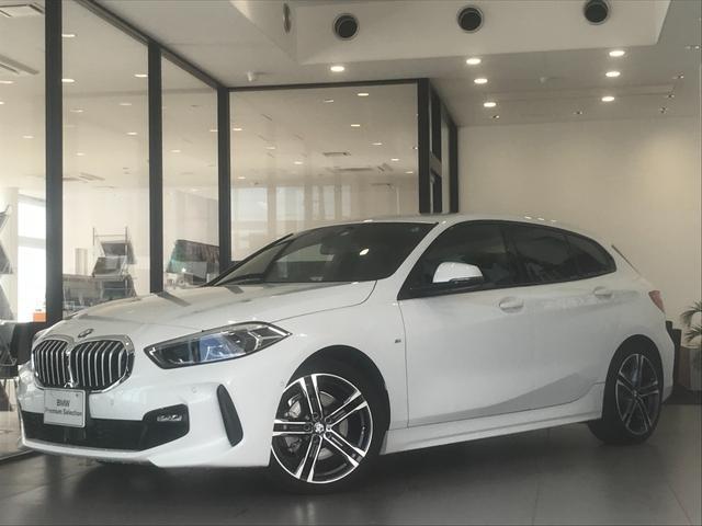 BMW 1シリーズ 118d Mスポーツ エディションジョイ+ LEDヘッドライト HDDナビゲーション リヤビューカメラ ミラーETC インテリジェントセーフティ ナビパッケージ コンフォートパッケージ 18インチアルミホイール パワーシート 電動リヤゲート