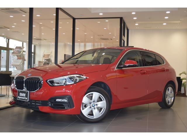 BMW 118i プレイ ブラックレザーシート シートヒーター 電動パワーシート プラスPKG ナビパッケージ ガラスサンルーフ ドライバーアシスト クルーズコントロール Hi-Fiスピーカー パーキングサポート 禁煙車