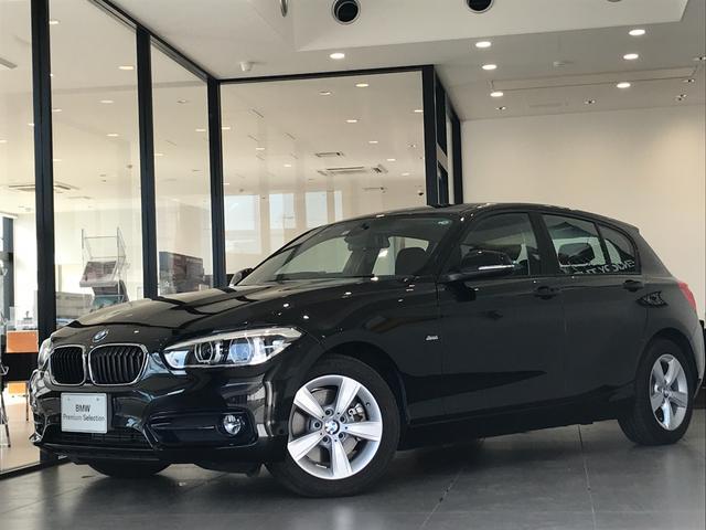 BMW 1シリーズ 118i スポーツ コンフォートPKG パーキングサポート 純正HDDナビ バックカメラ PDC コンフォートアクセス LEDヘッドライト ミラーETC