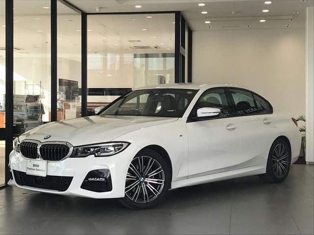 BMW 320i Mスポーツ パーキングサポートプラス コンフォートKG ステアリングサポート 軽減ブレーキ 車線逸脱防止 純正DDナビ トップビューカメラ LEDヘッドライト 電動リアゲート コンフォートアクセス