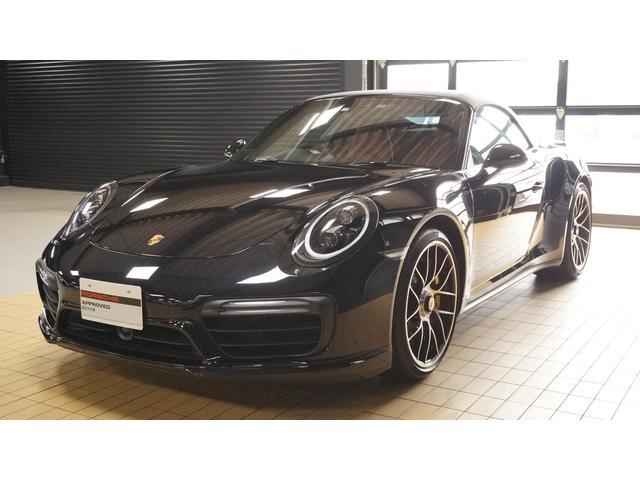 ポルシェ 911ターボS カブリオレ ACC