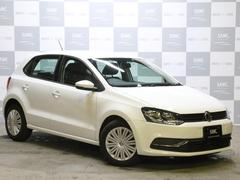 VW ポロTSIコンフォートライン 自動ブレーキ ヒルスタートアシスト