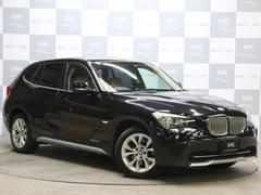 BMW X1xDrive25iハイライン 禁煙ベージュ革 SR ナビTV