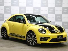 VW ザ・ビートルレーサー 1オナ 純正ナビTV キセノン 19AW 限定車