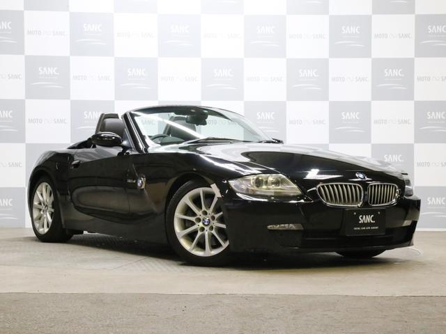BMW ロードスター3.0si 黒革 バイキセノン リアセンサー