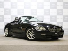 BMW Z4ロードスター3.0si 黒革 バイキセノン リアセンサー