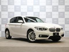 BMW118iスタイル 禁煙 純正HDDナビバックカメラ クルコン