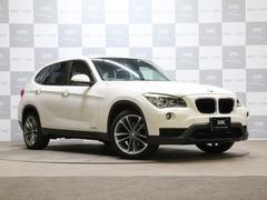BMW X1sDrive 20iスポーツ 禁煙 HDDナビ バイキセノン