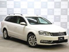 VW パサートヴァリアントTSIコンフォートライン 13yモデル ナビTV キセノン