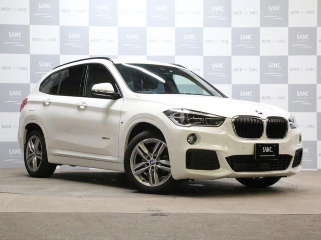 BMW sDrive 18i Mスポーツ 禁煙1オーナー HDDナビ