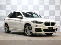BMW X1sDrive 18i Mスポーツ 禁煙1オーナー HDDナビ