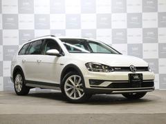 VW ゴルフオールトラックTSI 4モーション アップグレードパッケージ 禁煙 ACC