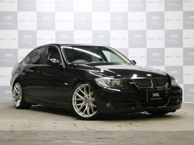 BMW 325i ハイラインパッケージ 下取ベージュ革 禁煙19AW