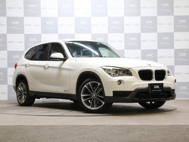 BMW sDrive 20iスポーツ 禁煙 HDDナビ バイキセノン