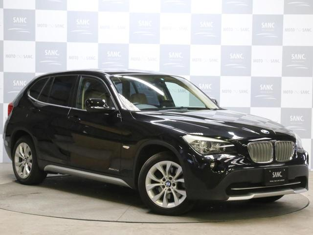BMW xDrive25iハイライン 禁煙ベージュ革 SR ナビTV
