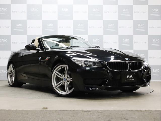 BMW Z4 sDrive20i Mスポーツ 禁煙 19AW ベージュ革 シートヒーター メモリー付パワーシート バックカメラ バイキセノンヘッドライト ETC 取扱説明書 新車時保証書  D点検記録簿(H29、30、R01、02) スペアキー有