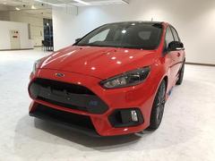 ヨーロッパフォード フォーカスRS RED Edition 国内未登録車