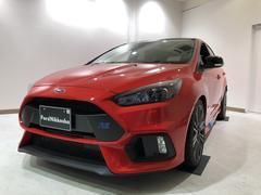 フォーカスRS RED Edition 2018年モデル