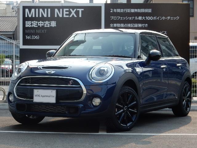 MINI(ミニ) クーパーSD 中古車画像