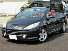 プジョー 307CC スポーツ 正規D車 ナビ地デジTVBカメラ キセノン