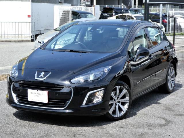 プジョー 308 シエロ 正規D車 ナビ地デジBカメ ETC H...