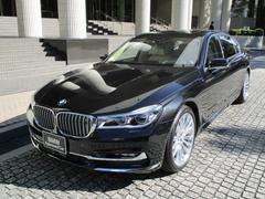 BMW750Li 弊社下取り車 左ハンドル