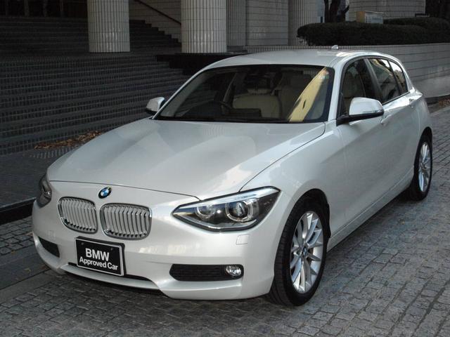 BMW 116i ファッショニスタ ワンオーナー 弊社下取り車