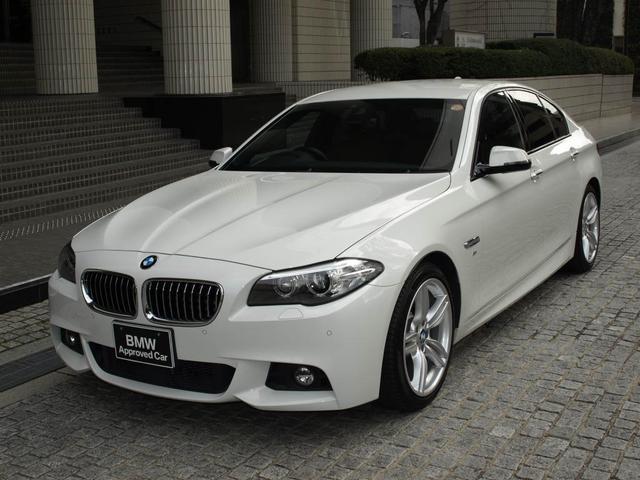 BMW 523d Mスポーツ ワンオーナー 弊社下取車 レザーシート