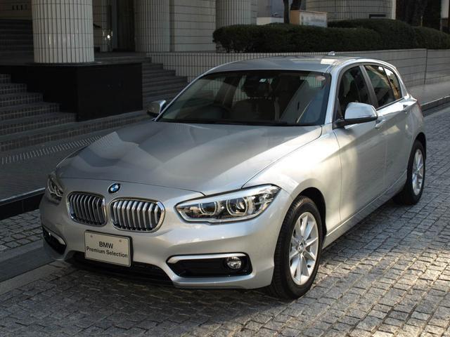 BMW 118i スタイル 弊社名義登録車 リアビューカメラ