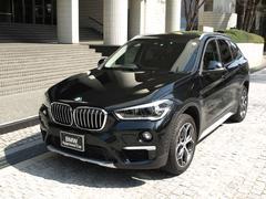 BMW X1sDrive 18i xライン ワンオーナー 弊社下取り車