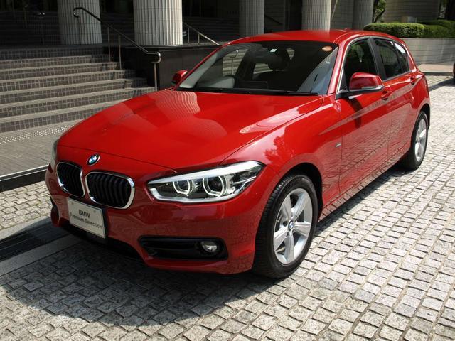 BMW 118i スポーツ 弊社名義登録車 コンフォートパッケージ