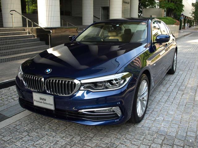 BMW 523d ラグジュアリー 弊社デモカー イノベーションPKG