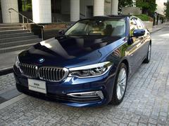 BMW523d ラグジュアリー 弊社デモカー イノベーションPKG