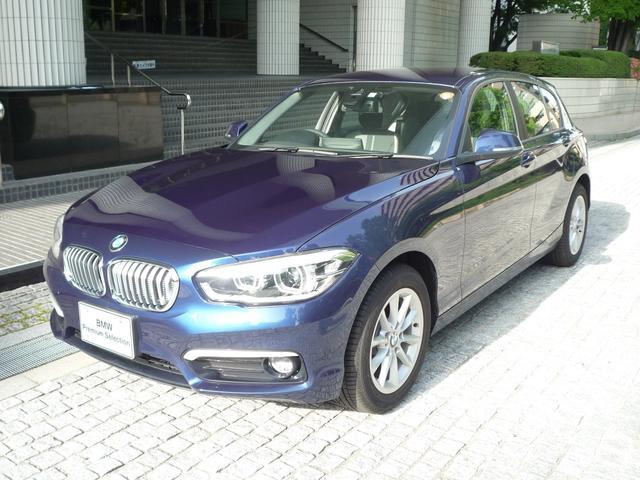 BMW 118d スタイル 登録済未使用車