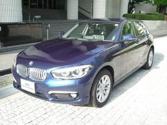 BMW118d スタイル 登録済未使用車