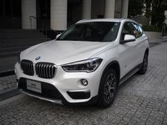 BMW X1sDrive 18i xLine 登録済み未使用車