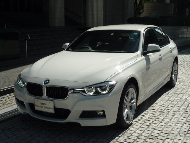 BMW 320i xDrive Mスポーツ 登録済み未使用車 4駆