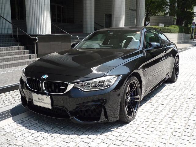 BMW M4クーペ 弊社デモカー 7速M DCT アダプティブMサス