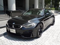 BMWM4クーペ 弊社デモカー 7速M DCT アダプティブMサス