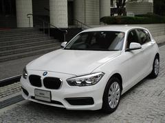 BMW118i 登録済み未使用車