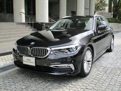 BMW523i ツーリング ラグジュアリー 弊社デモカー