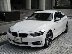 BMW420i グランクーペ Mスポーツ 弊社デモカー 19アルミ